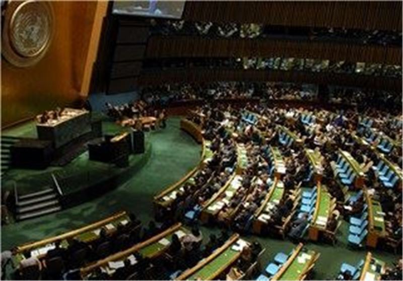 UN General Assembly Passes Resolution Proposed by Iran