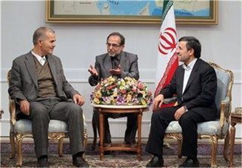 احمدی نژاد تونس