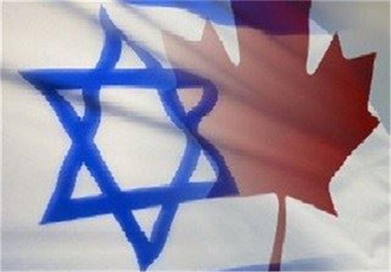 کانادا اسرائیل