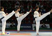 تنها یک عنوان برای پومسه تکواندو کردستان در مسابقات کشوری کسب شد