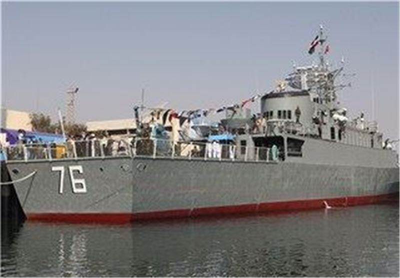 Iranian Navy Manufacturing 3 New Jamaran-Class Destroyers