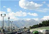 هوای تهران سالم است/ افزایش موقتی غلظت آلایندهها