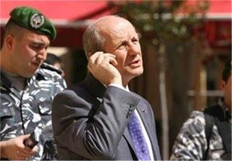 وزیر کشور لبنان