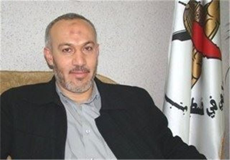 ناصر ابوشریف نماینده حماس در تهران