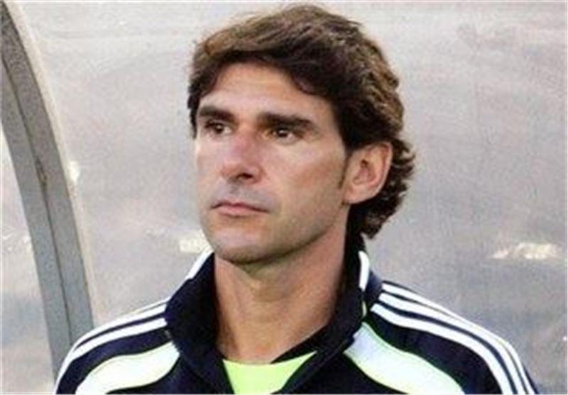 آیتور کارانکا کمک مربی رئال مادرید
