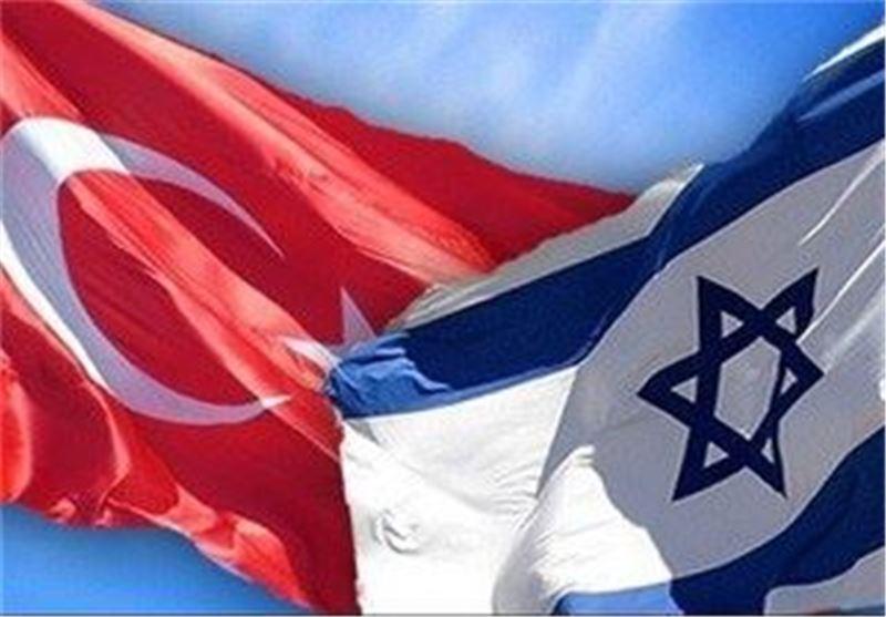 ترکیه و اسرائیل پرچم