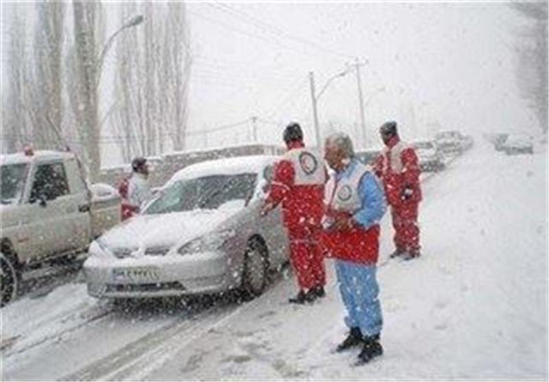 امداد زمستانه