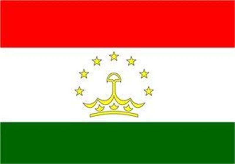 پرچم تاجیکستان