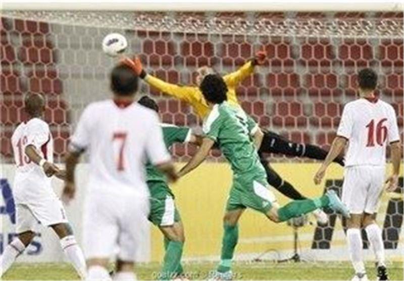 تساوی عمان و اردن در مقدماتی جام ملتهای آسیا