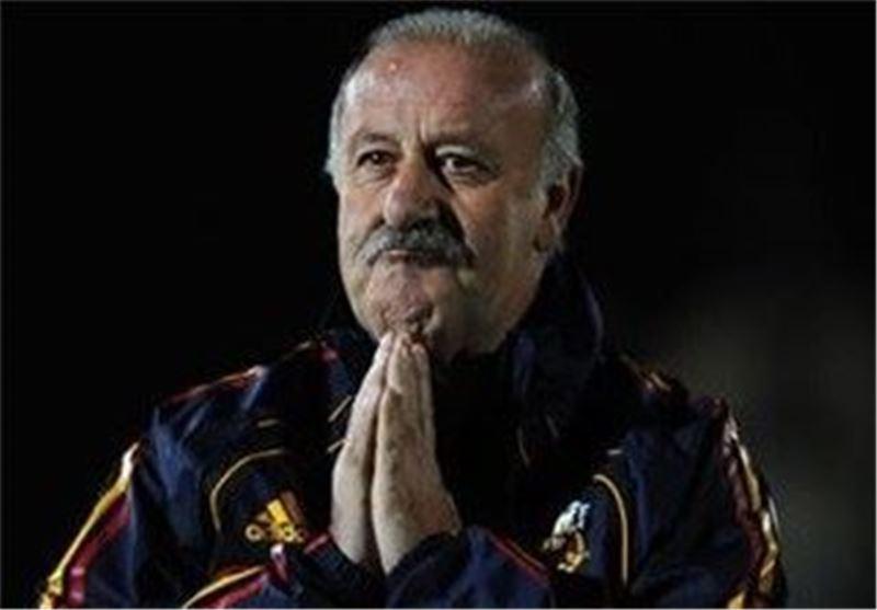 ویسنته دل بوسکه مربی تیم ملی اسپانیا