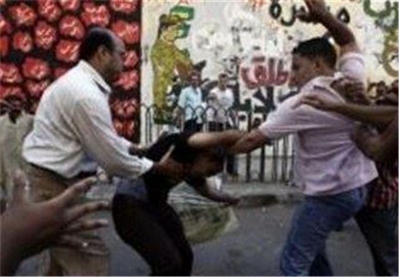 قاهره درگیری