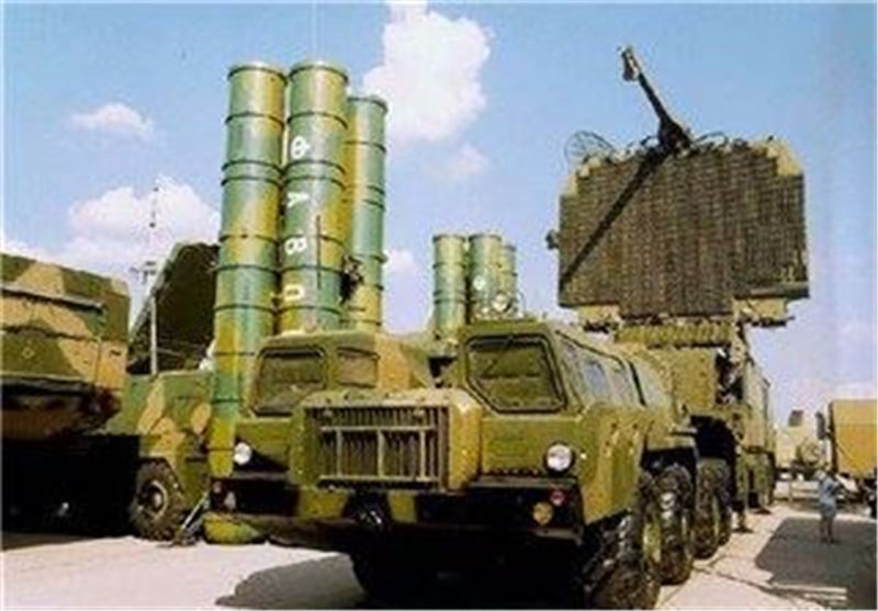 Russia Modernizing S-300 Missile System for Iran: Report