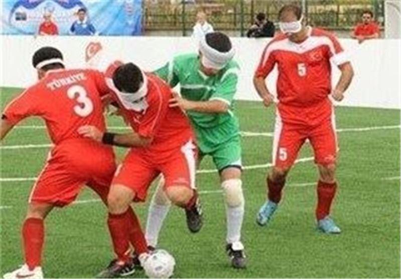 Iran Blind Football Team Advances to Rio 2016 Paralympics