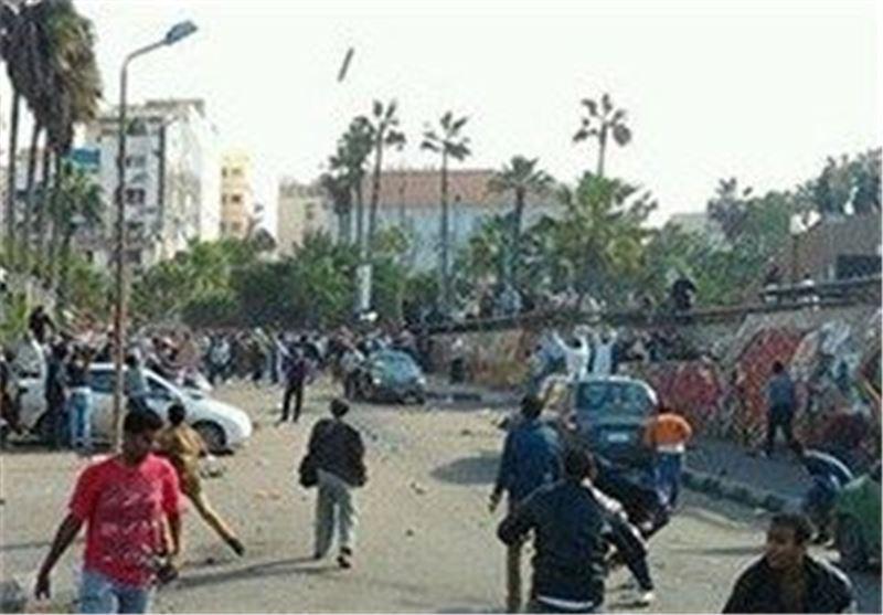 درگیری در مصر