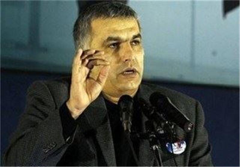النّظام الخلیفی یضطر الى رفع قرار حظر السفر عن الناشط الحقوقی نبیل رجب