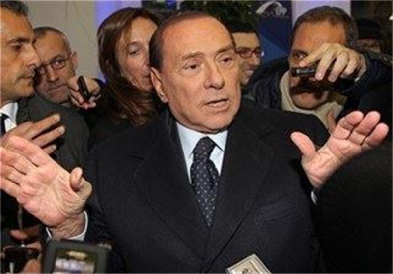 سیلویو برلوسکنی، نخست وزیر سابق ایتالیا و رییس میلان