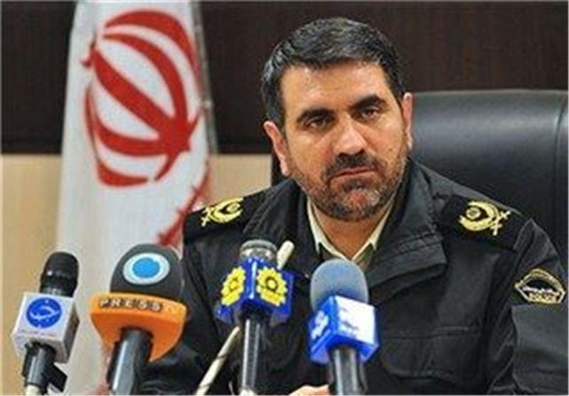تہران پولیس چیف کی جانب سے پلاسکو حادثہ سے متعلق افواہوں کی تردید