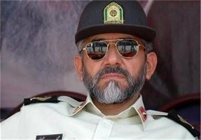 Commander Stresses Iran's Close Cooperation with Neighbors against Narcotics