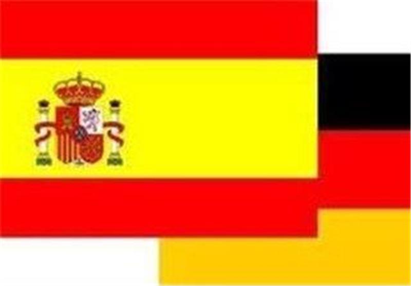 آلمان اسپانیا