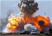 انفجار بنغازی