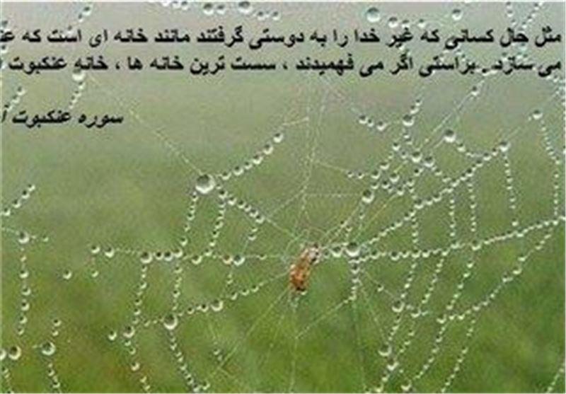 سوره عنکبوت