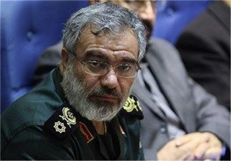 Commander Underlines Iranian Armed Forces' High Deterrent Power