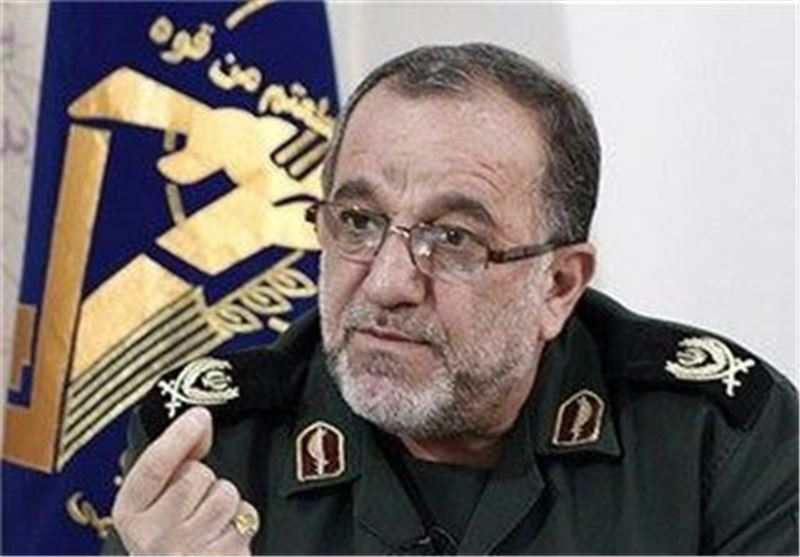 Official: IRGC Ready to Counter Enemy Soft War