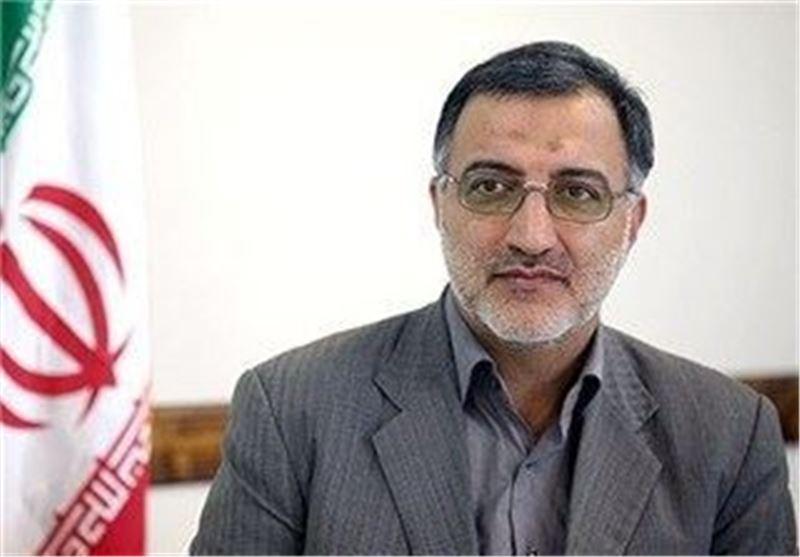 علیرضا زاکانی نماینده تهران در مجلس