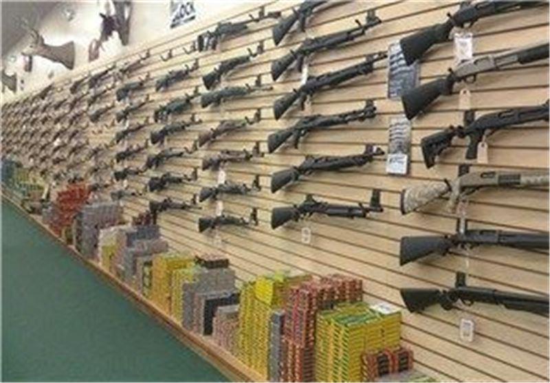 فروشگاه سلاح در آمریکا