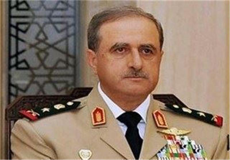 وزیر کشور سوریه