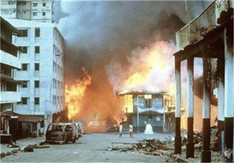 حمله نظامی آمریکا به پاناما