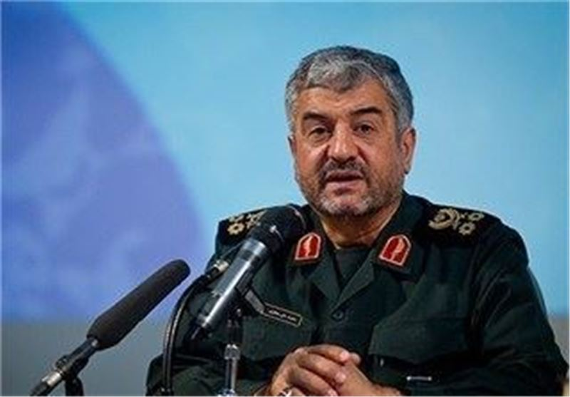 IRGC Commander: US Unable to Control Reactions to Intervention in Syria