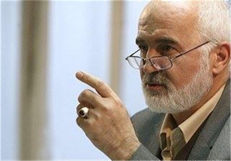 احمد توکلی نماینده تهران