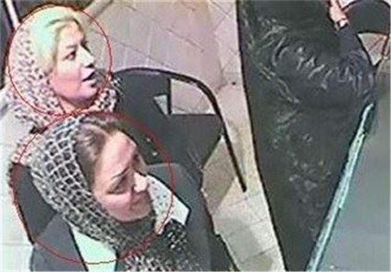 باند سرقت دخترخالهها