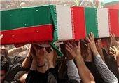 فردا؛ تشییع پیکر 3 شهید مدافع حرمین عسکریین