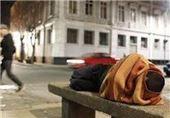 افزایش چشمگیر تعداد بیخانمانها در نیویورک و لسآنجلس