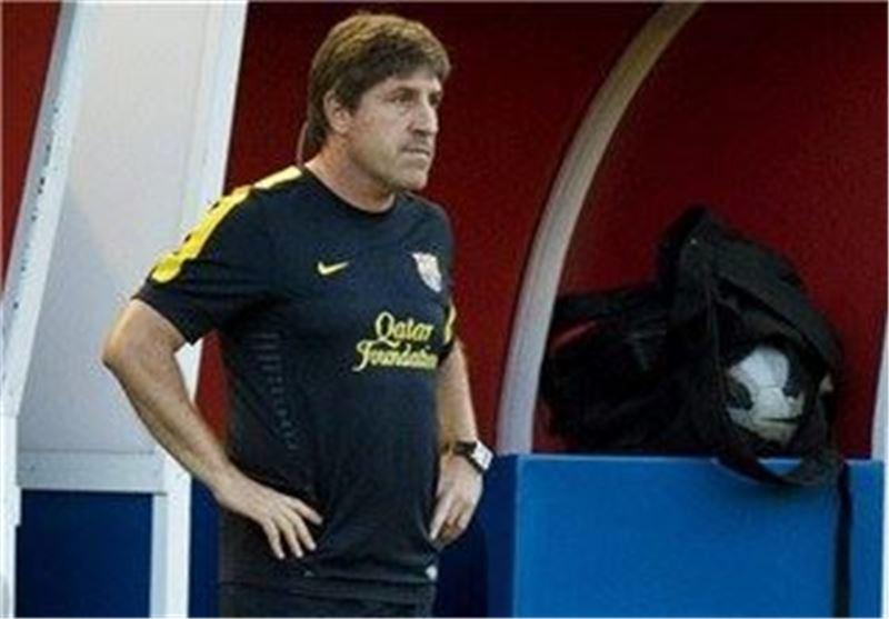 خوردی رورا، مربی موقت بارسلونا