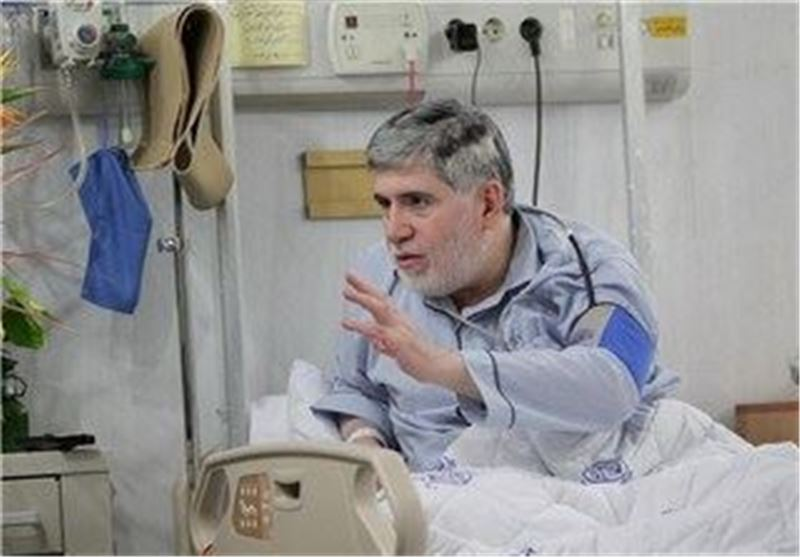 جوانفکر در بیمارستان