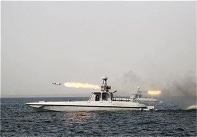 IRGC Confirms Naval Drill in Persian Gulf Waters
