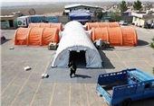 بیمارستان صحرایی در کمیجان راهاندازی میشود