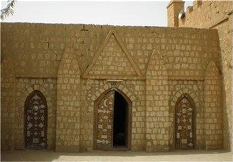آرامگاه مسجد مالی تیمبوکو