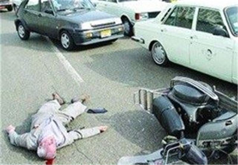 تصادف دیروز اصفهان ۵ نفر در دهگلان کشته و مجروح شدند - خبرگزاری تسنیم - Tasnim