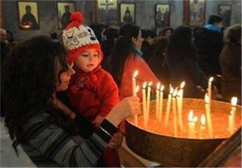 شب سال نو در سوریه1