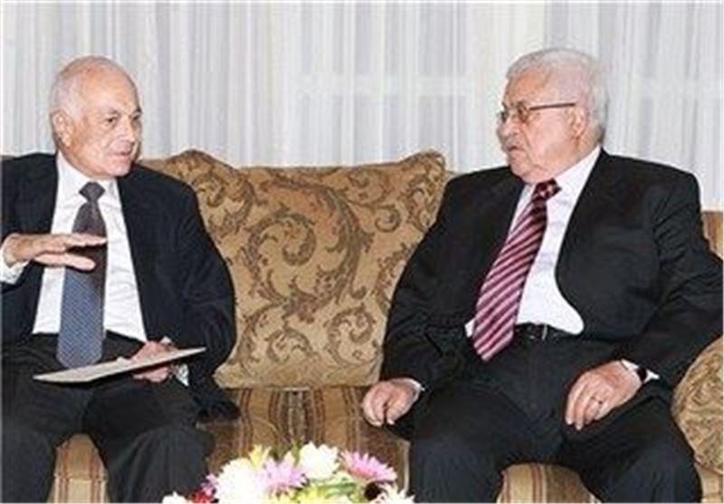 محمود عباس و نبیل العربی