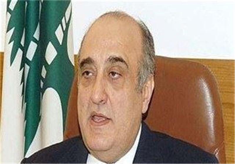 وزیر گردشگری لبنان فادی عبود