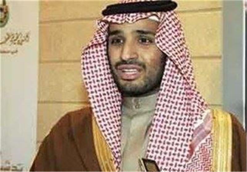 شاهزاده سعودی عربستان محمد بن سلمان
