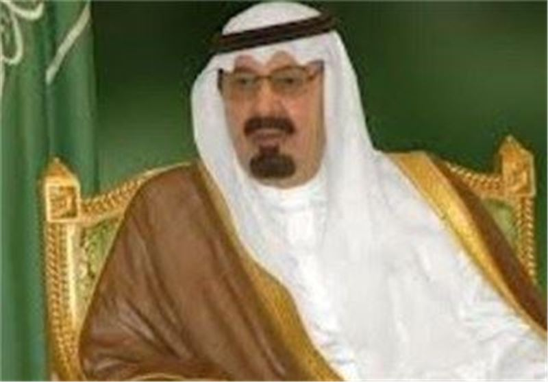عربستان ملک عبدالله