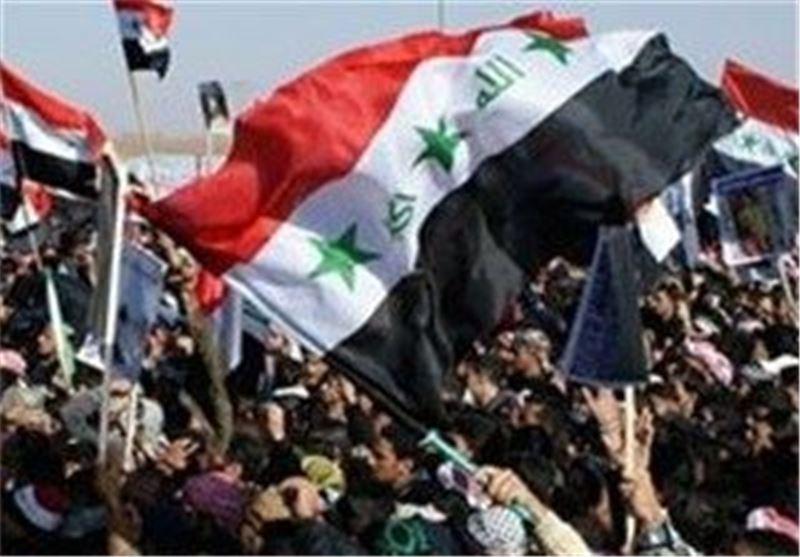 تظاهرات مردم بغداد در اعتراض به قتل روزنامه نگار عراقی