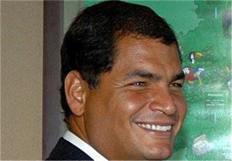 رئیس جمهور اکوادور رافائل کورئا
