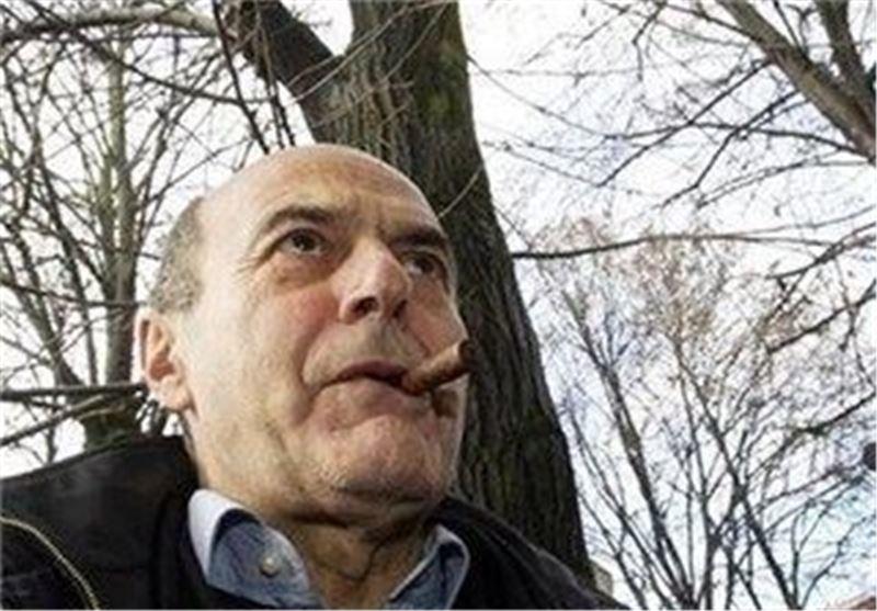 برسانی رهبر حزب دموکراتیک ایتالیا و انتلاف چپ میانه